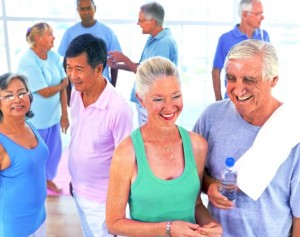 Peer Groups Motivate People to Exercise